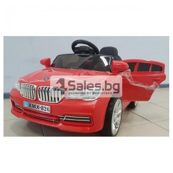 Детска кола с акумулаторна батерия BMW 6