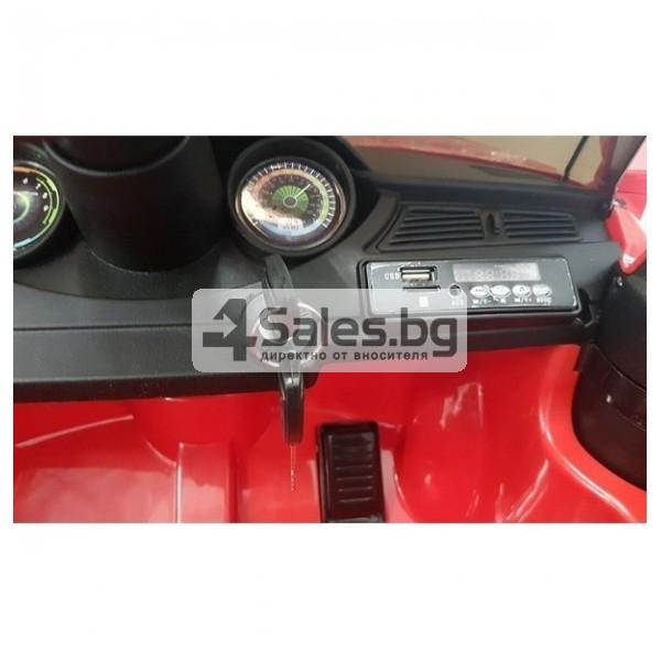 Детска кола с акумулаторна батерия BMW 9
