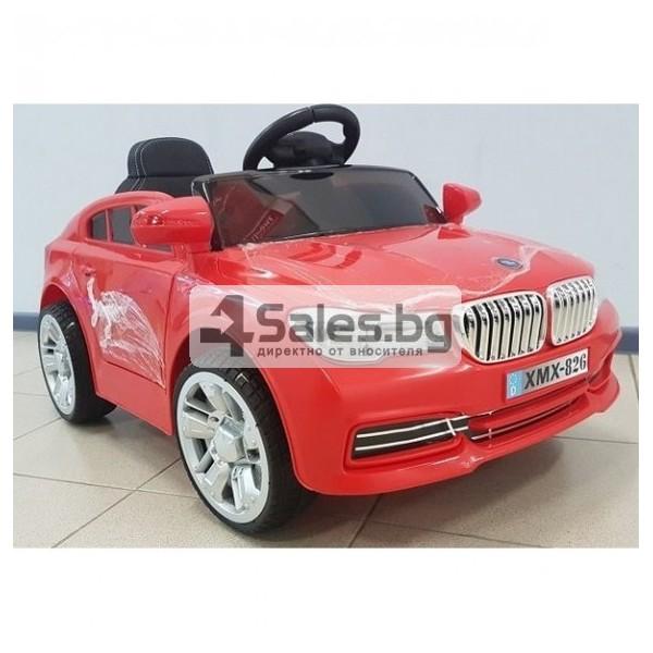Детска кола с акумулаторна батерия BMW 10