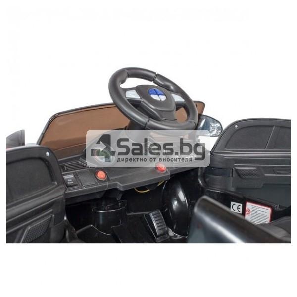 Детска кола с акумулаторна батерия BMW 14