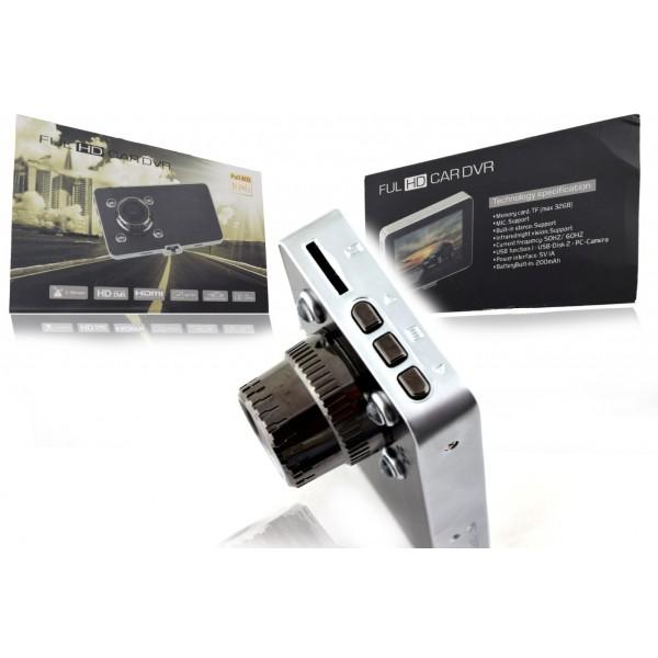 Видеорегистратор с алуминиев корпус и HDMI - AC-15 - FULL-HD - G2W 8
