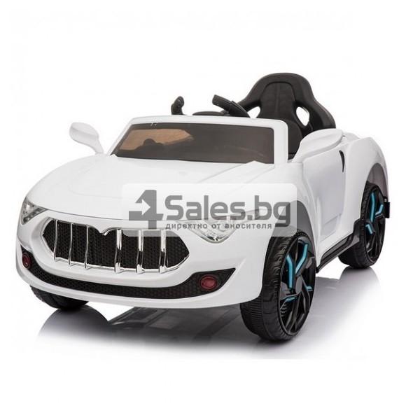 Красива детска кола с акумулаторна батерия Mercury 1