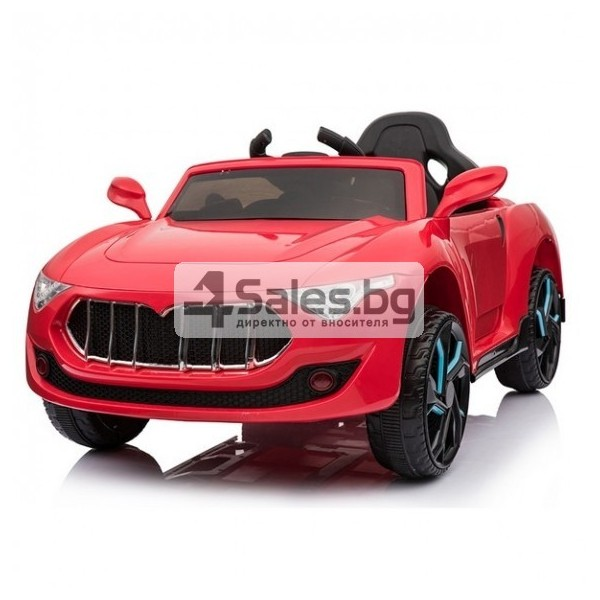 Красива детска кола с акумулаторна батерия Mercury