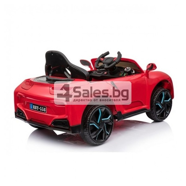 Красива детска кола с акумулаторна батерия Mercury 9