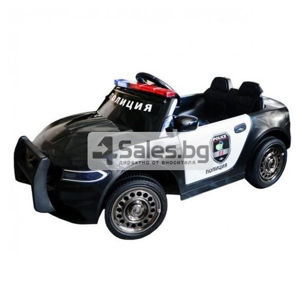 Детска кола с акумулаторна батерия полицейски автомобил OCIE