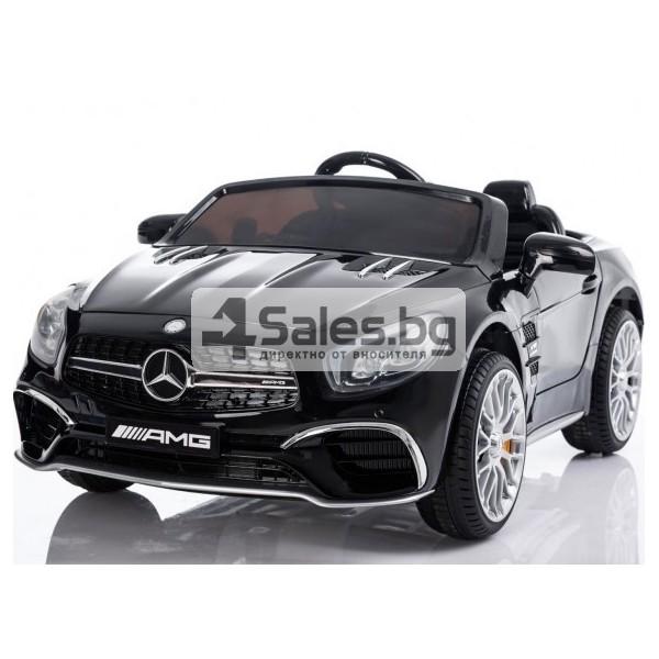 Детска кола с акумулаторна батерия реплика на Mercedes Benz SL65 2