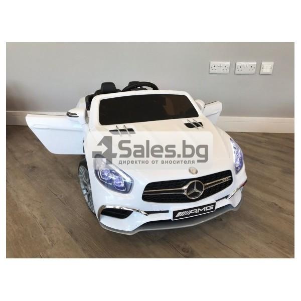 Детска кола с акумулаторна батерия реплика на Mercedes Benz SL65 6