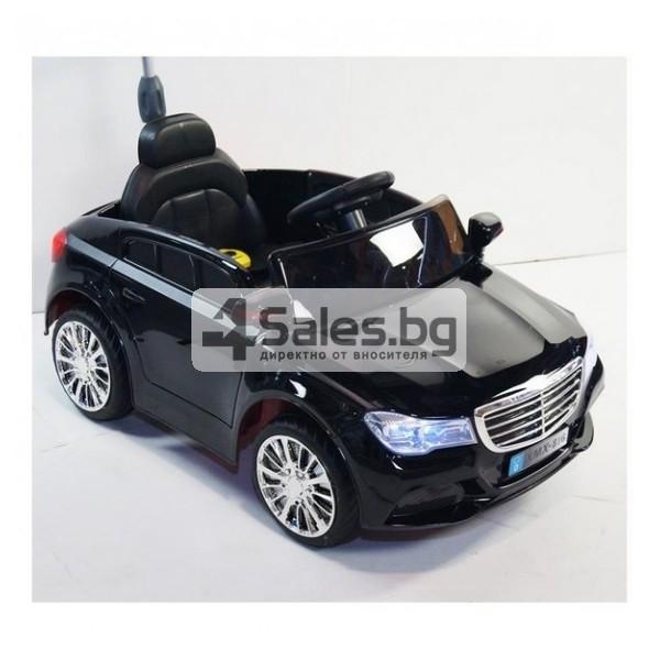 Детска кола с акумулаторна батерия детайлна реплика на Mercedes XMX-816