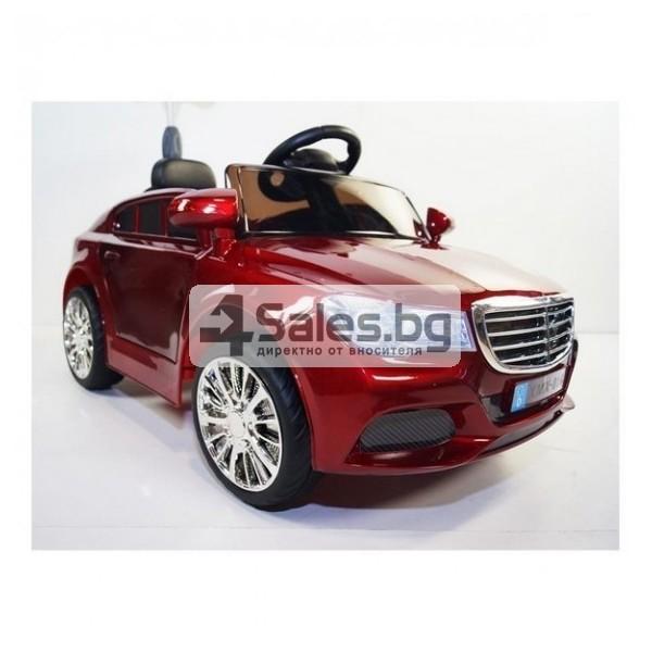 Детска кола с акумулаторна батерия детайлна реплика на Mercedes XMX-816 2