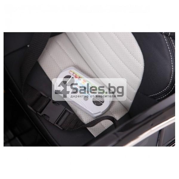 Детска кола с акумулаторна батерия детайлна реплика на Mercedes XMX-816 5