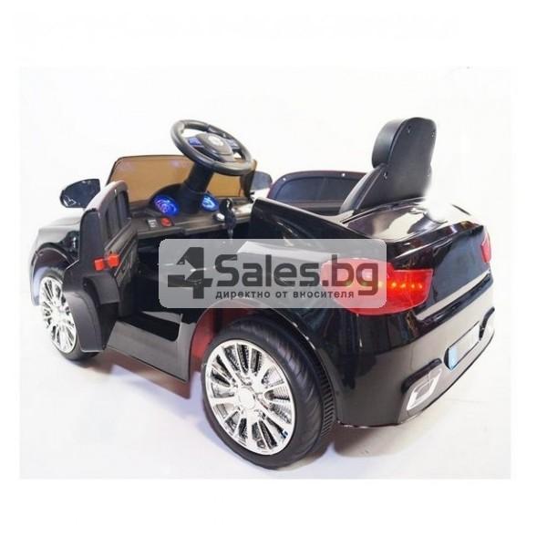 Детска кола с акумулаторна батерия детайлна реплика на Mercedes XMX-816 6