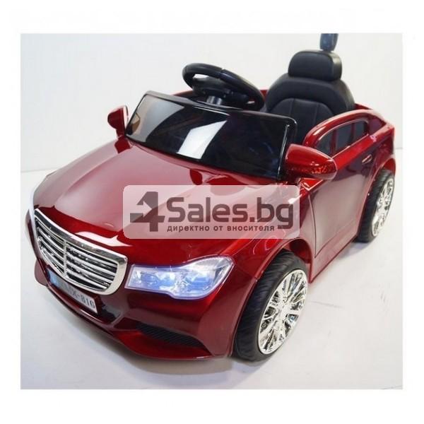 Детска кола с акумулаторна батерия детайлна реплика на Mercedes XMX-816 11