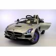 Детска кола с акумулаторна батерия детайлна реплика на Mercedes Benz SLS AMG 5