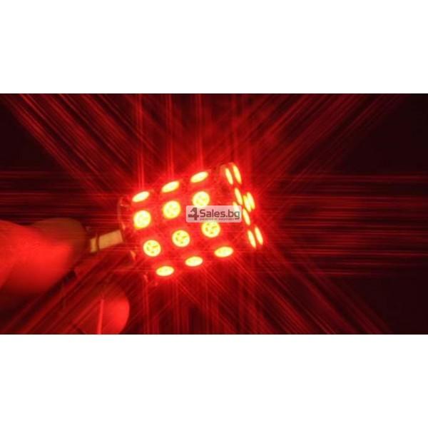 LED крушки за светлини за заден ход и стоп светлина 1156 CAR LED7