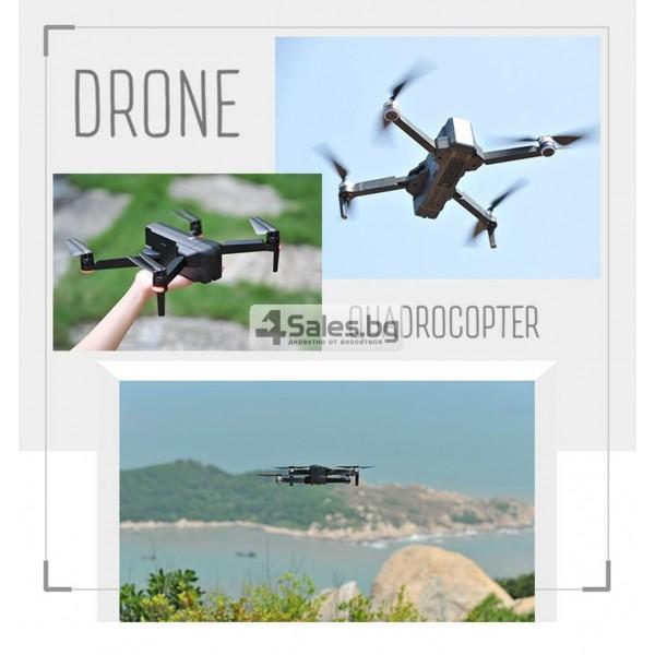 Сгъваем Дрон SJRC F11 камера 1080P GPS 5G WiFi FPV RC с дълъг полет 6