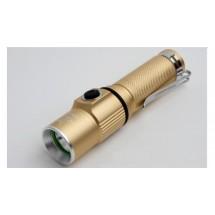 Джобно фенерче CREE с голяма 4800 mAh батерия и силна светлина FL28