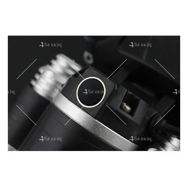 Челник с въртящи се крушки и функция за мащабиране FL-32 5