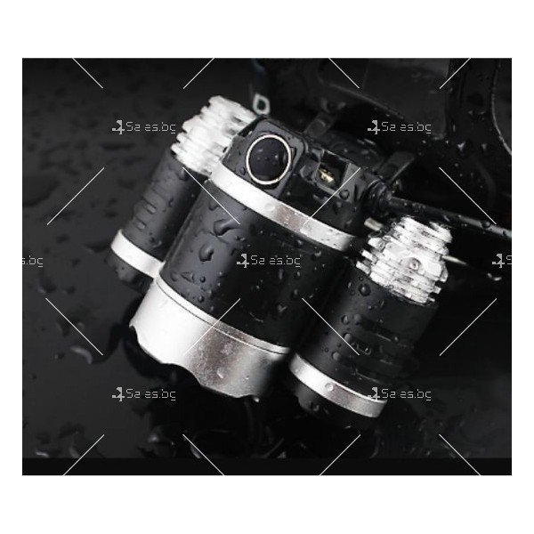 Челник с въртящи се крушки и функция за мащабиране FL-32 8