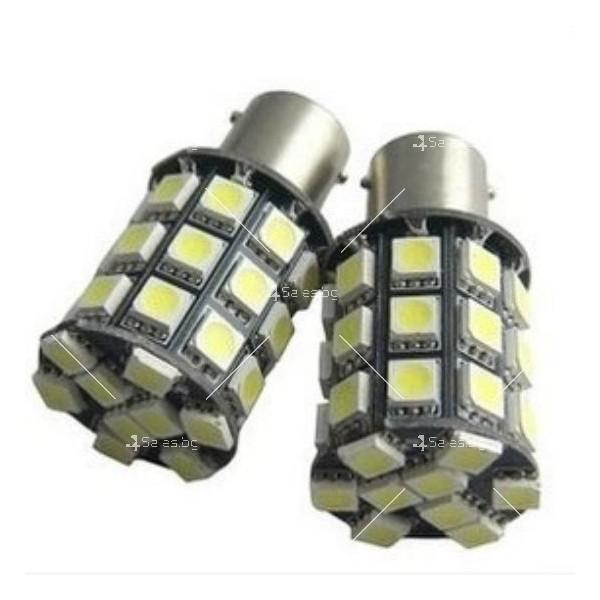 LED светлини за автомобил с 36 диода CAR LED8 1157 8