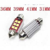 Светодиодни крушки тип 3030 за купето, багажника или като габарити CARLED9