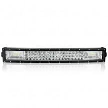 Мощен LED фар за автомобил подходящ за офроуд приключения LED BAR7 (324W, 53CM)