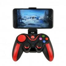 Безжичен Bluetooth контролер за игри с батерия и държач за телефон PSP35(S5plus)