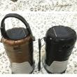 Преносим фенер с LED светлина и соларно зареждане лампа за къмпинг CAMP-LAMP-2 4
