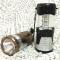 Преносим фенер с LED светлина и соларно зареждане лампа за къмпинг CAMP-LAMP-2 5