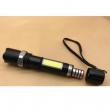 Фокусиращ LED фенер с мащабиране и дълга втора лампа 15W FL33 4