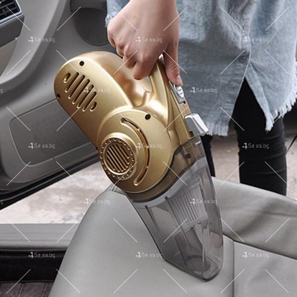 Преносима авто - прахосмукачка 100W AUTO CLEAN 10 2