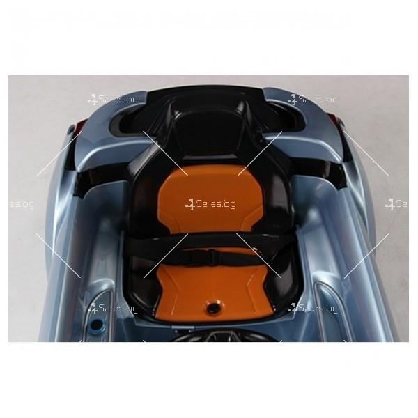 Едноместна детска кола с акумулаторна батерия лицензиран модел на BMW I8 9