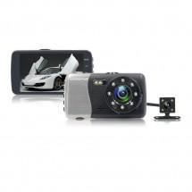 Мултифункционална DVR система за кола с LCD дисплей и парктроник - AC54