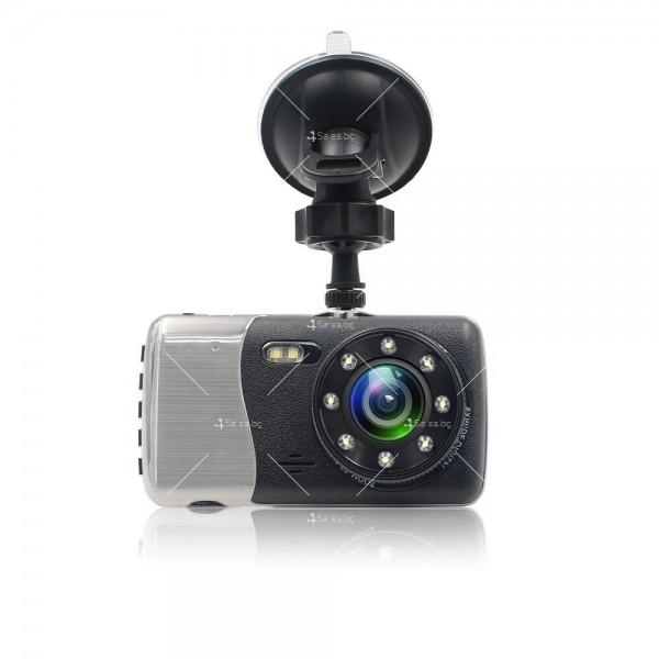 Мултифункционална DVR система за кола с LCD дисплей и парктроник - AC54 6