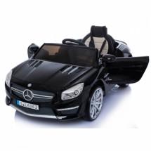 Детска кола с акумулаторна батерия детайлна реплика на Mercedes SL63 AMG