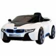 Едноместна детска кола с акумулаторна батерия лицензиран модел на BMW I8 13