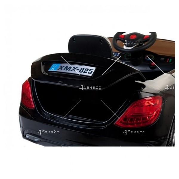 Едноместна детска кола с акумулаторна батерия реплика на Mercedes XMX-825 5