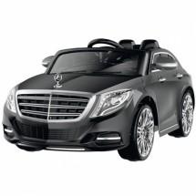 Детска кола с акумулаторна батерия детайлна реплика на Mercedes Benz S600