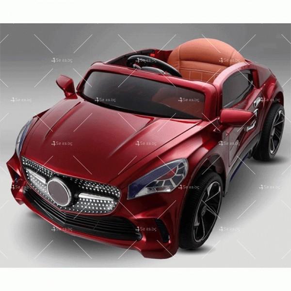 Висок клас детска кола с акумулаторна батерия реплика на Mercedes DK-F007 3