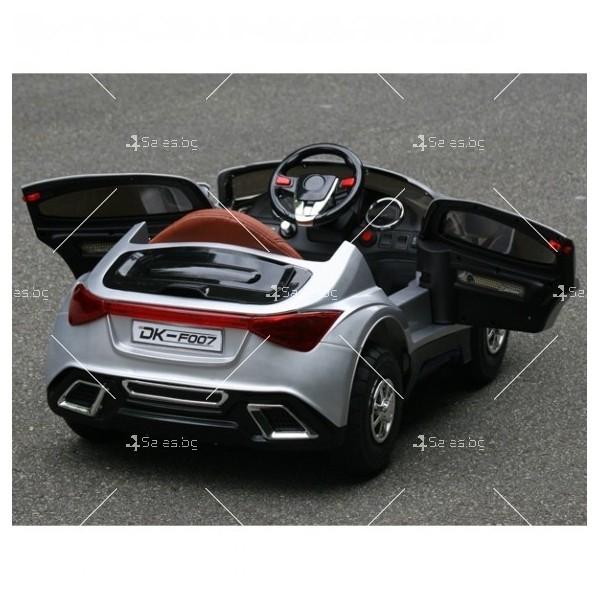 Висок клас детска кола с акумулаторна батерия реплика на Mercedes DK-F007 4