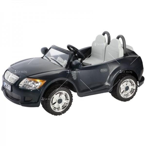 Двуместна детска кола с акумулаторна батерия реплика на BMW B15 3
