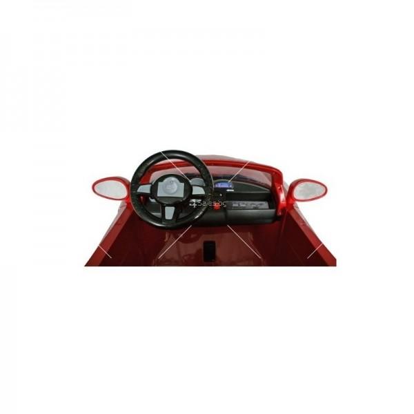 Двуместна детска кола с акумулаторна батерия реплика на BMW B15 6