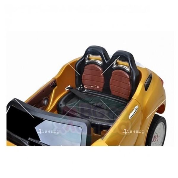 Детска кола с акумулаторна батерия MINI SPEED 4