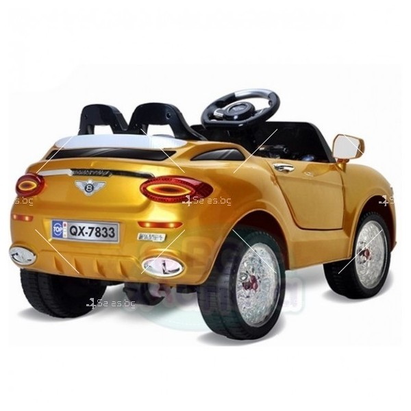 Детска кола с акумулаторна батерия MINI SPEED 5