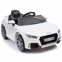 Детска кола с акумулаторна батерия реплика на Audi TT