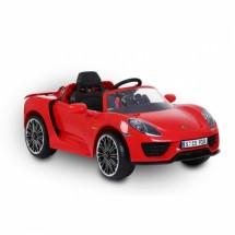 Детска кола с акумулаторна батерия детайлна реплика на Porsche 918 Spyder