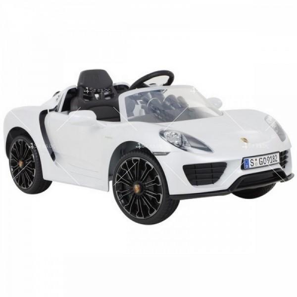 Детска кола с акумулаторна батерия реплика на Porsche918 Spyder Hybride Supercar 2