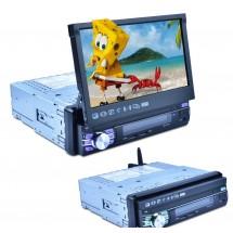 Мултимедиен плеър за автомобил с прибиращ се екран AUTO RADIO-3 NEW