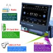 Мултимедиен плеър за автомобил с прибиращ се екран AUTO RADIO-3 NEW 2