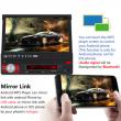 Мултимедиен плеър за автомобил с прибиращ се екран AUTO RADIO-3 NEW 8