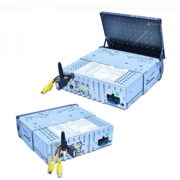 Мултимедиен плеър за автомобил с прибиращ се екран AUTO RADIO-3 NEW 12